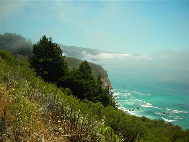 Another Stunning View of the Big Sur.JPG