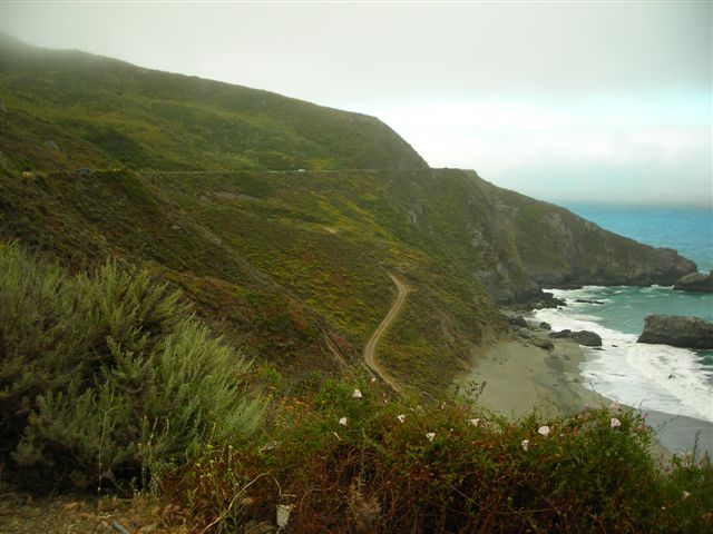 Highway 1 Rises Above the Pacific.JPG